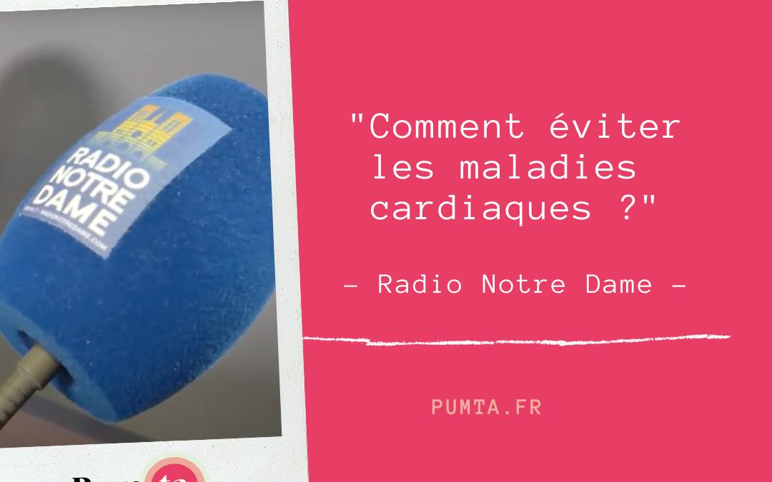 [ Emission ] Comment éviter les maladies cardiaques ? – Radio Notre Dame